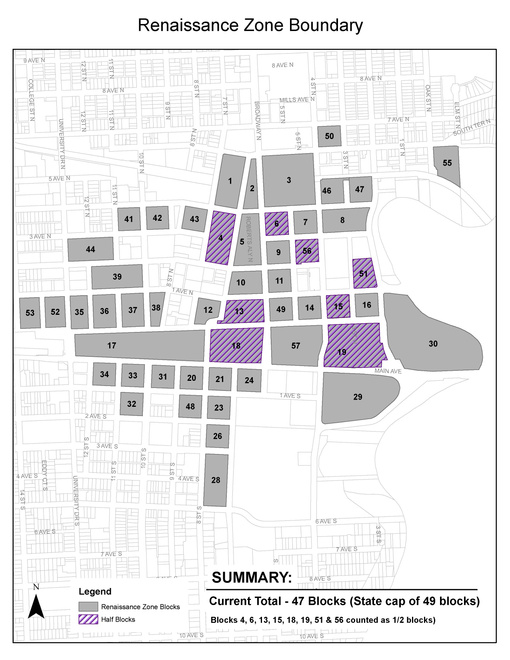 RZ Map