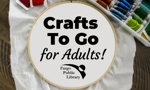 Crafts to go for adults