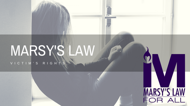 Marsy's Law victim
