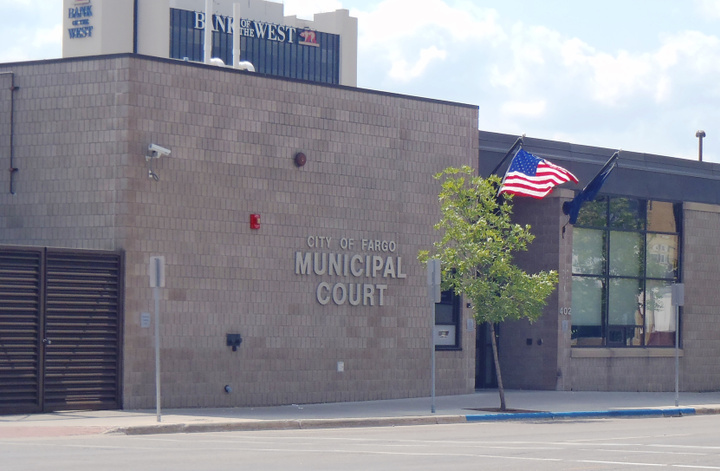 Municipal Court building