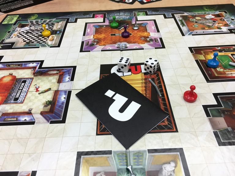 The City of Fargo - Board Games