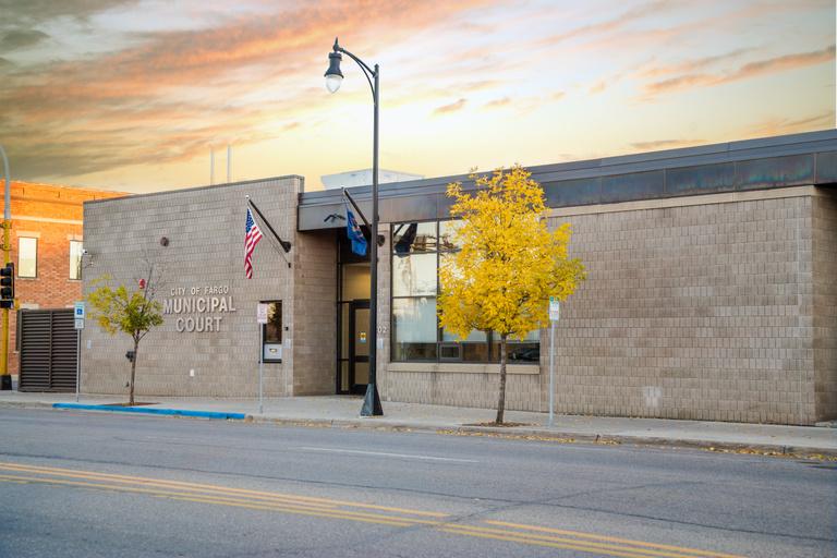 The City of Fargo - Municipal Court