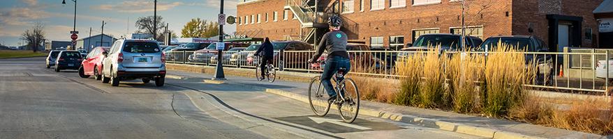 Biking Hero Image