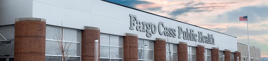 Fargo Cass Public Health Hero Image