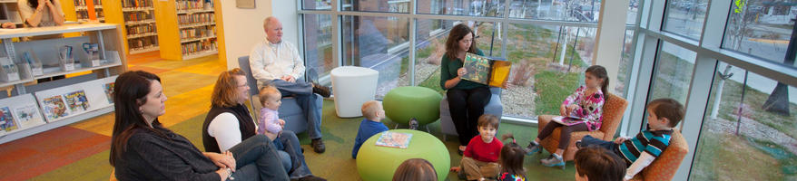 Storytime Main Reading Room