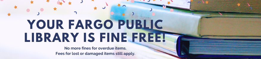 Library is Fine Free