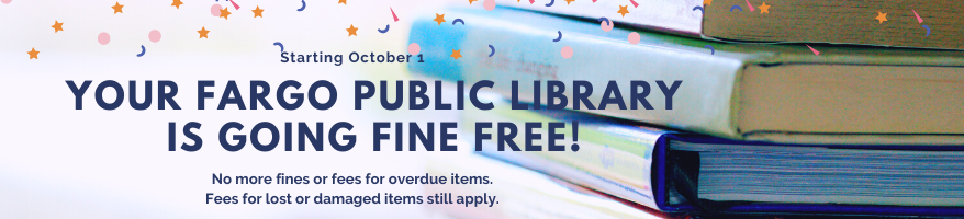 Library Going Fine Free hero