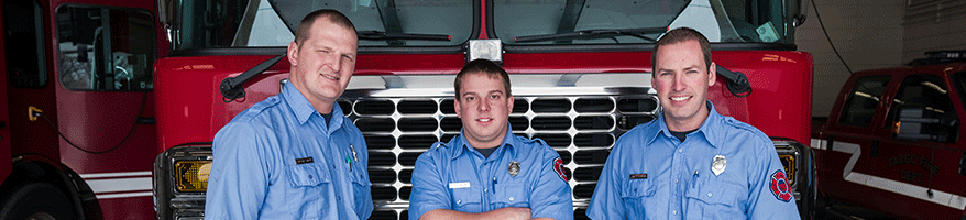 Fire Department Hero Image