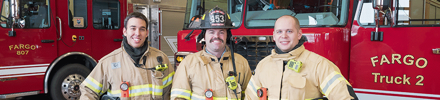 Fire Department Hero Image